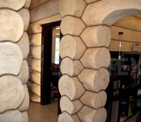 Фото домокомплектов, изготовленных и собранных компанией Эко-Тех