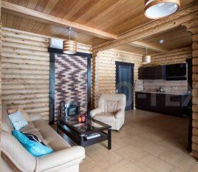 Фото отделка деревянного дома