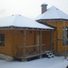 Дома зимнего проживания