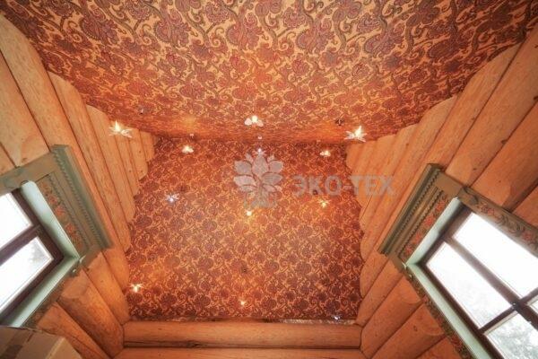 Фото изба из рубленного бревна