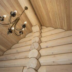 Фото выставка домов на МКАД 51 км.