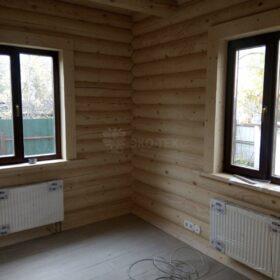 Фото коммуникации в деревянных домах
