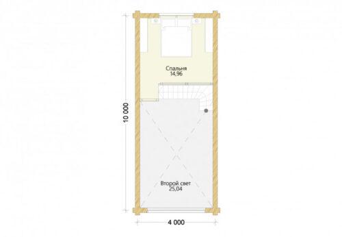 Проект дома Котка оцилиндрованное бревно планировка