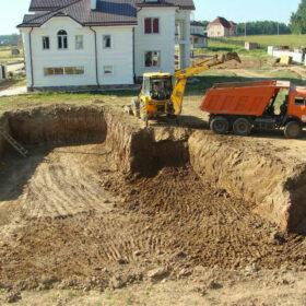 Строительство домов, определяем характер почвы