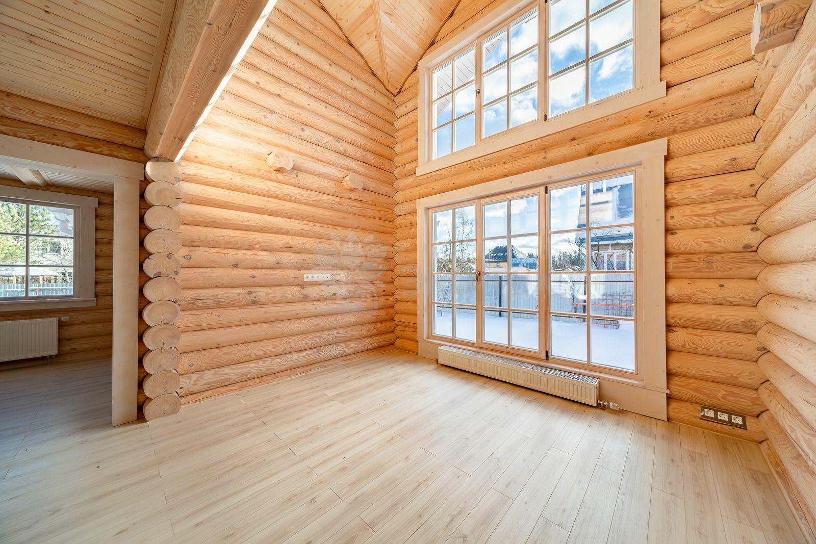 очень впечатлил готовые деревянные дома без отделки внутри фото стоит учитывать, что